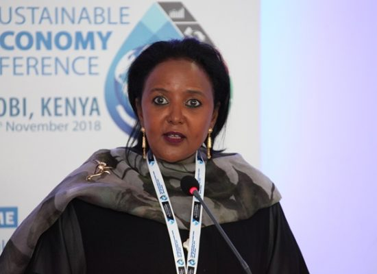 Blue Economy Conference underway in Nairobi
