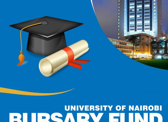 UONAA CONTRIBUTION TOWARDS UNIVERSITY OF NAIROBI BURSARY FUND