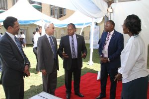 University of Nairobi interacts with stakeholders at 9th Open Day