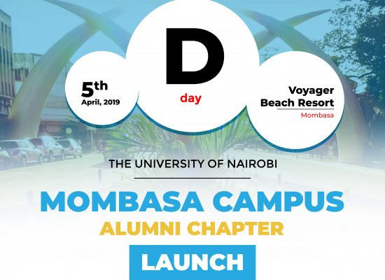 Mombasa Campus Alumni Chapter Launch is Here!!!