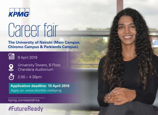 Welcome to KPMG Career Day
