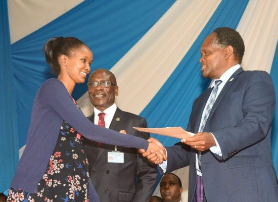 Best UoN Students Awarded