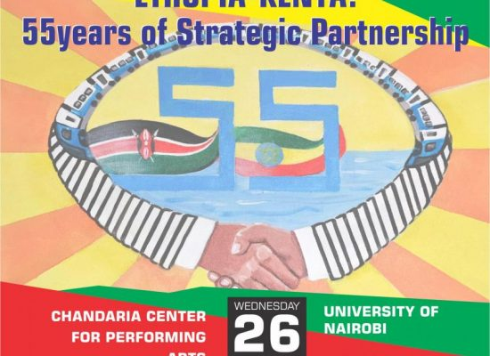 Panel Discussion on Ethiopia-Kenya 55 years of Strategic Partnership