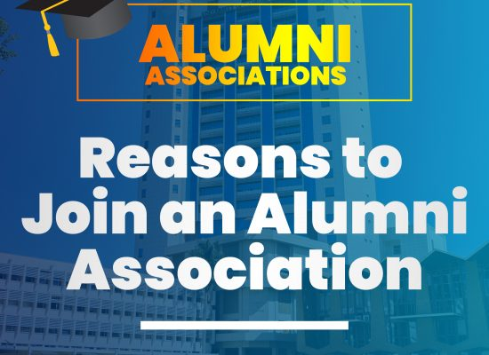 Benefits of Alumni Associations – Reasons Why You Should Join your Alumni Association