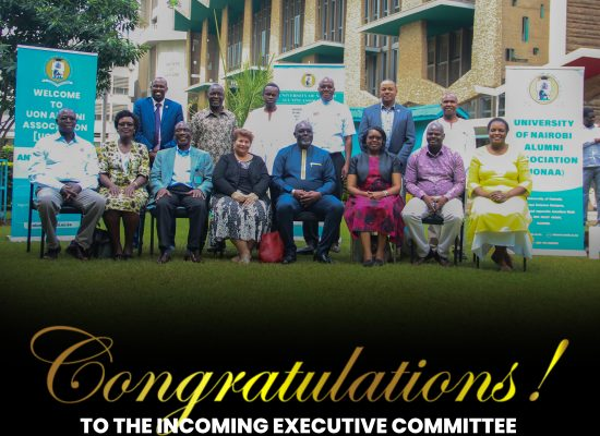 Congratulations to the new UONAA Executive Committee Members