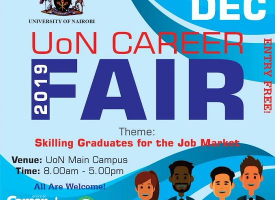 UoN Career & Job Fair 2019
