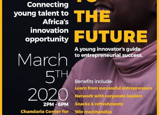 Bridge to the Future: Connecting Young Talent to Africa's Innovation Opportunity