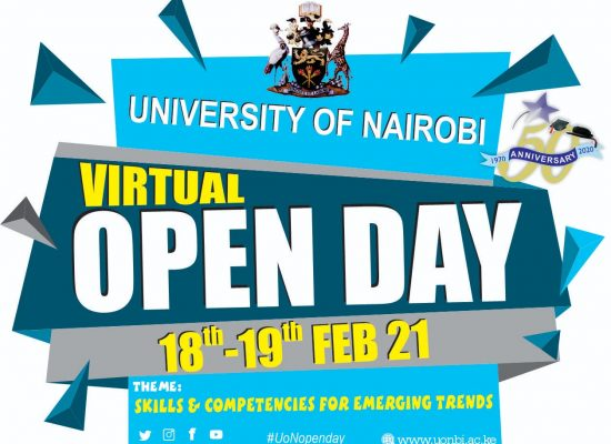 UoN Virtual Open Day 2021: Skills & Competencies for Emerging Trends